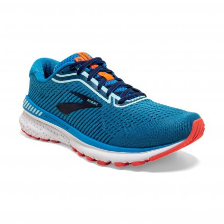 BROOKS Adrenaline GTS 20 Blue/Navy/Coral