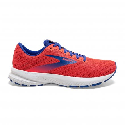 BROOKS Launch 7 Cherry/Red/Mazarine
