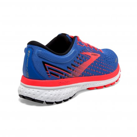 BROOKS Ghost 13 W Blue/Coral/White
