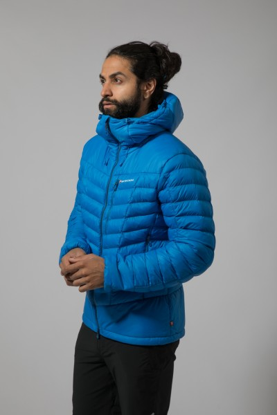 MONTANE ICARUS LITE JACKET Electric Blue