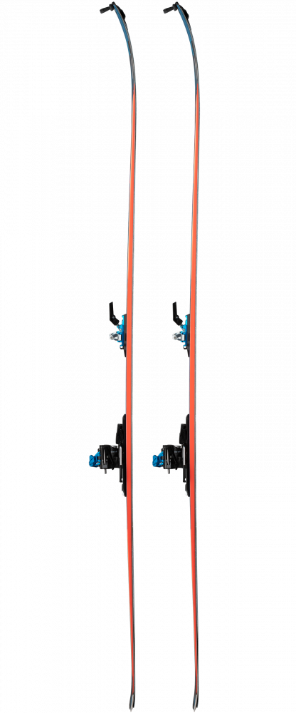 DYNAFIT SEVEN SUMMITS PLUS SKI Blue/Red