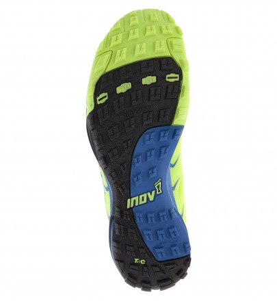 INOV-8 TRAILROC 245 Neon Yellow/Blue