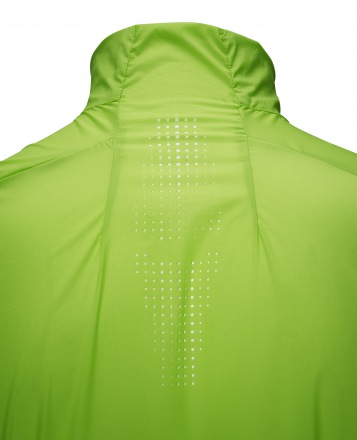 SALOMON S-LAB LIGHT JACKET M Granny Green