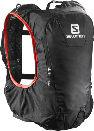 SALOMON SKIN PRO 10 SET Bright Red
