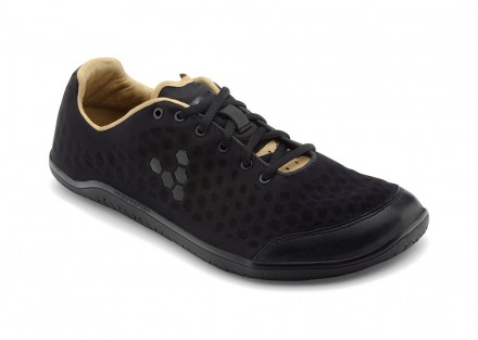 VIVOBAREFOOT STEALTH 2 LUX M Leather/Mesh Black