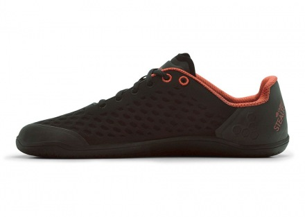 VIVOBAREFOOT STEALTH 2L BR Black/Red