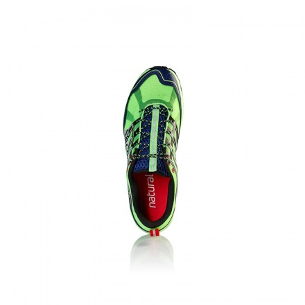 SALMING ELEMENTS M Gecko Green/Navy