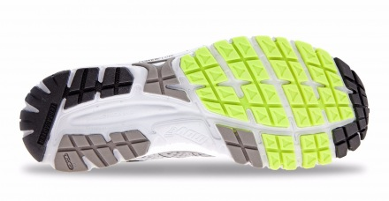 INOV-8 ROAD CLAW 275 Silver/Grey/Neon Yellow