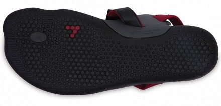 VIVOBAREFOOT ECLIPSE M Rubber Black/Chilli