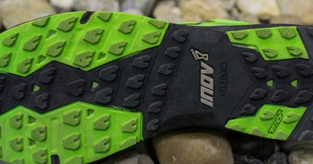 INOV-8 TRAILROC 270 Green/Black