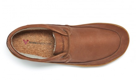 VIVOBAREFOOT GIA L Leather Chestnut