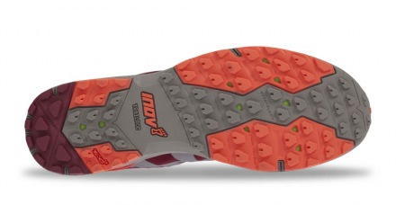 INOV-8 TRAILROC 285 Red/Coral