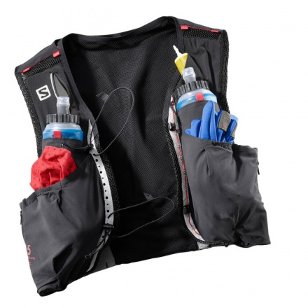 SALOMON S/LAB SENSE ULTRA 5 SET Black/Red