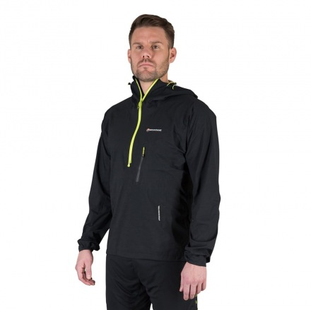 MONTANE MINIMUS STRETCH ULTRA PULL-ON Black