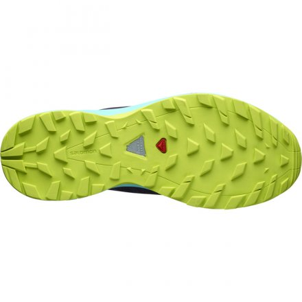 SALOMON XA ELEVATE Purple/Blue/Lime