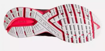 BROOKS Ravenna 9 W Ebony/Diva Pink/White