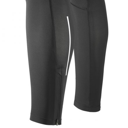 SALOMON AGILE LONG TIGHT W Black