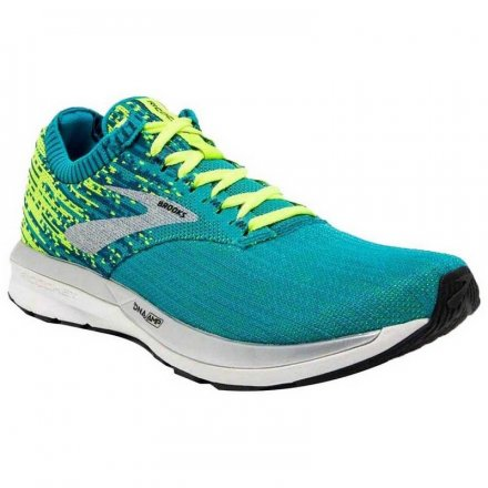 BROOKS RICOCHET W Blue/Nightlife/White