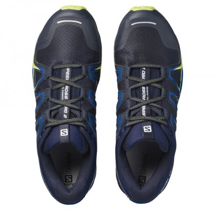 SALOMON SPEEDCROSS VARIO 2 Navy/Blue/Lime
