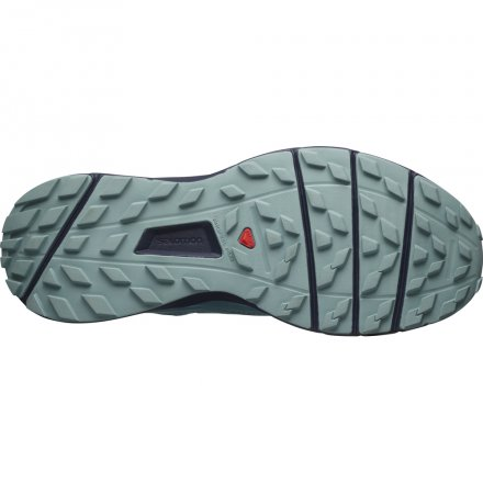 SALOMON SENSE RIDE GTX INVISIBLE FIT W Trellis/Graphite