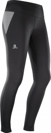 SALOMON AGILE WARM TIGHT W Black