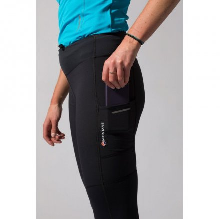 MONTANE TRAIL SERIES THERMAL TIGHTS W Black
