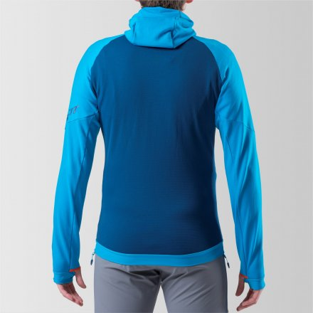 DYNAFIT RADICAL POLARTEC® JACKET MAN Methyl Blue
