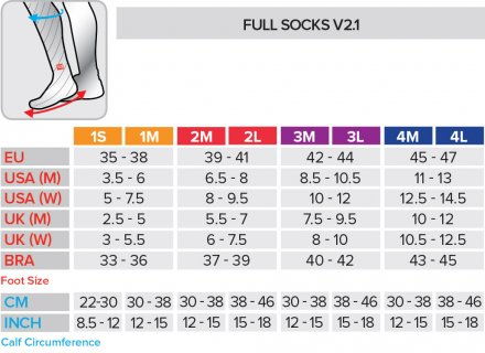 COMPRESSPORT KOMPRESNÍ PODKOLENKY FULL SOCKS DETOX RECOVERY