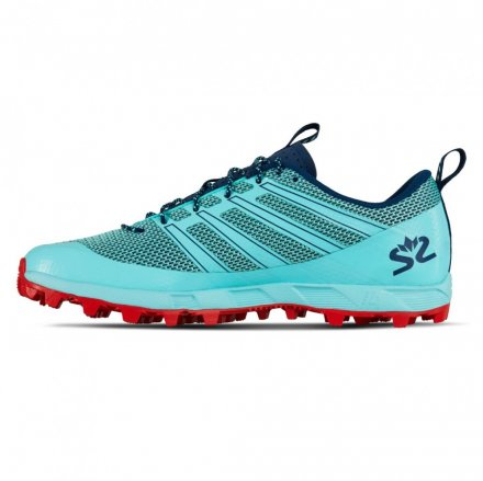 Salming Elements 2 Women Aruba Blue/Poseidon Blue