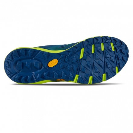 Salming Trail 5 Men Poseidon Blue/Safety Yellow