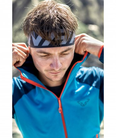 DYNAFTI PERFORMANCE DRY SLIM HEADBAND Quite Shade