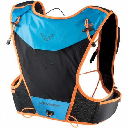 DYNAFIT VERTICAL 4 BACKPACK Methyl/Orange