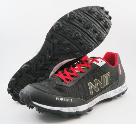 NVii FOREST 1 Black/Gold/Red