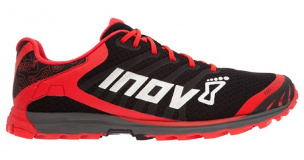 INOV-8 RACE ULTRA 270 (S) Blak/Red/Grey 2