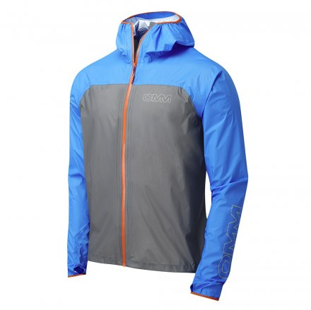 OMM HALO JACKET Grey/Blue