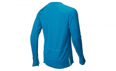 INOV-8 BASE ELITE LONG SLEEVE BASE LAYER M Blue