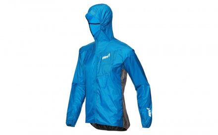 INOV-8 WINDSHELL FZ Blue/Dark Grey