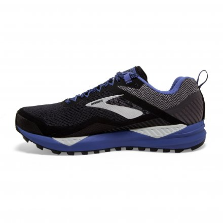 BROOKS Cascadia 14 GTX Black/Gray/Blue