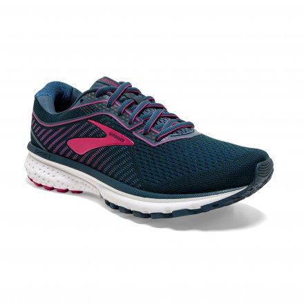 BROOKS Ghost 12 W Majolica/Blue/Beetroot