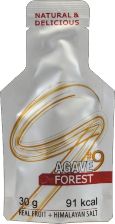 AGAVE #9 ENERGY GEL Forest
