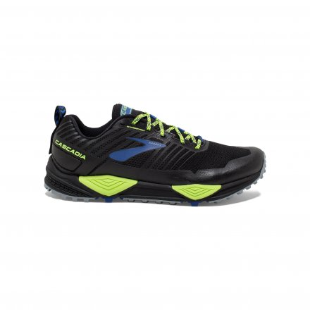 BROOKS Cascadia 13 Black/Nightlife/Blue
