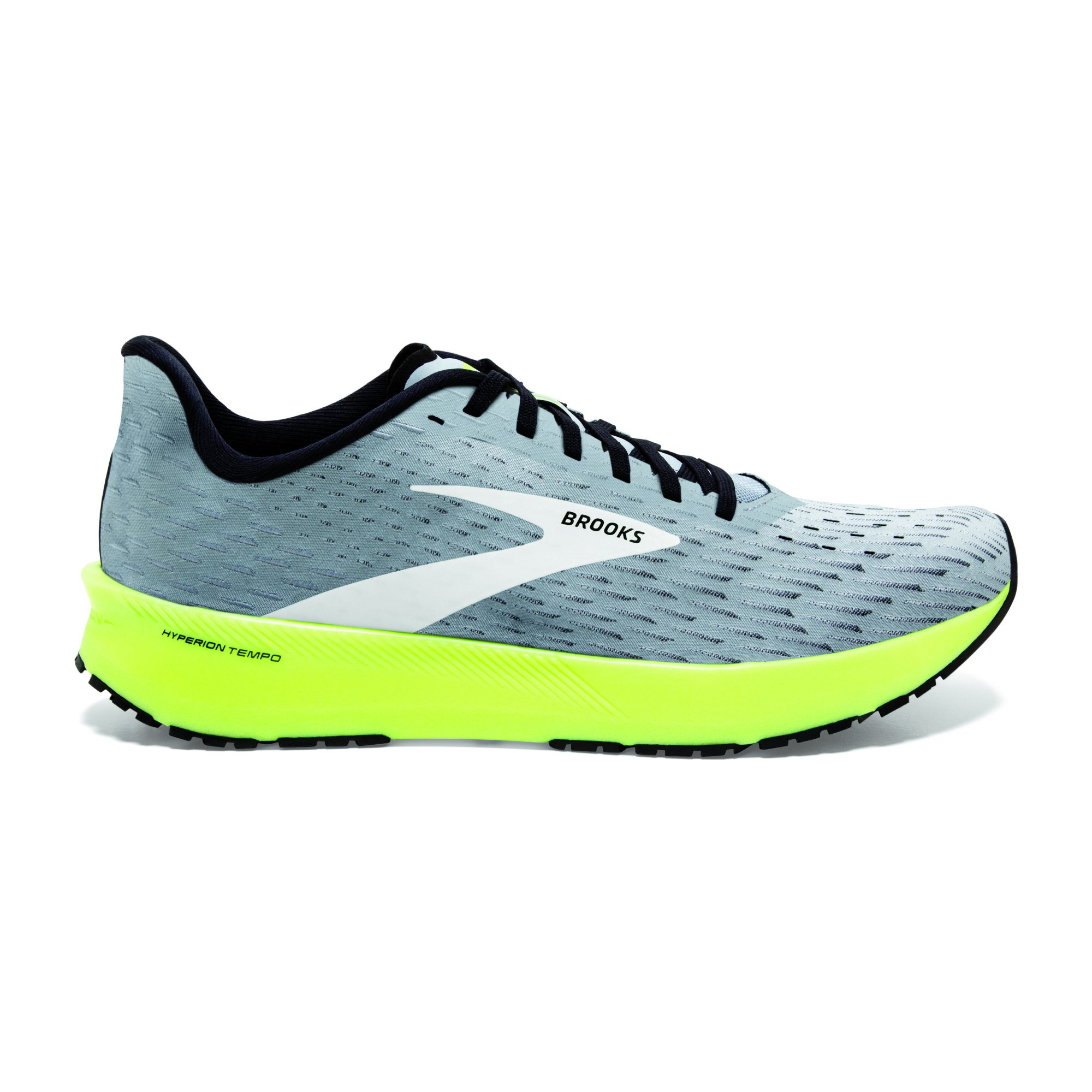 BROOKS Hyperion Tempo Grey/Black/Nightlife