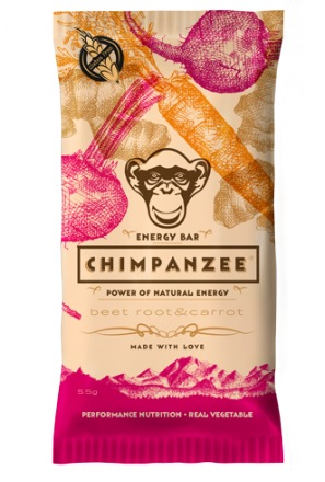 CHIMPANZEE ENERGY BAR Beet root & Carrot