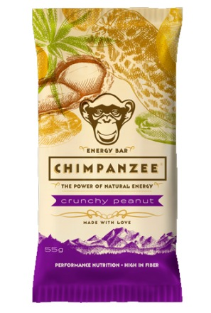CHIMPANZEE ENERGY BAR Crunchy penaut