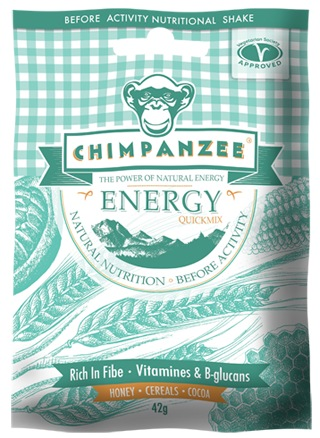 CHIMPANZEE QUICK MIX SHAKE 1