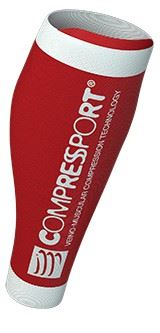 COMPRESSPORT CALF R2V2 Red