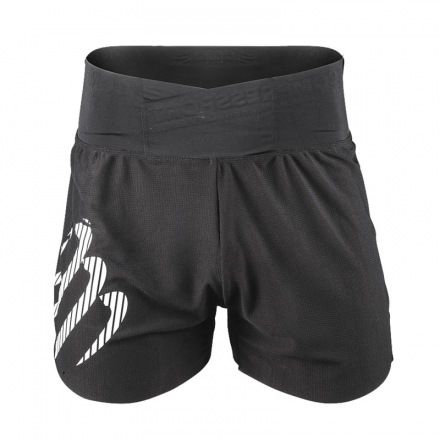COMPRESSPORT Racing Overshort Black