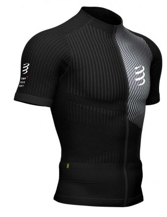 COMPRESSPORT TRAIL POSTURAL SS TOP black B