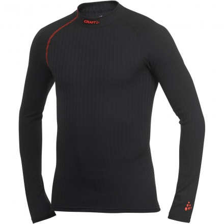 CRAFT ZERO EXTREME MEN CREWNECK Black/Lava 2999