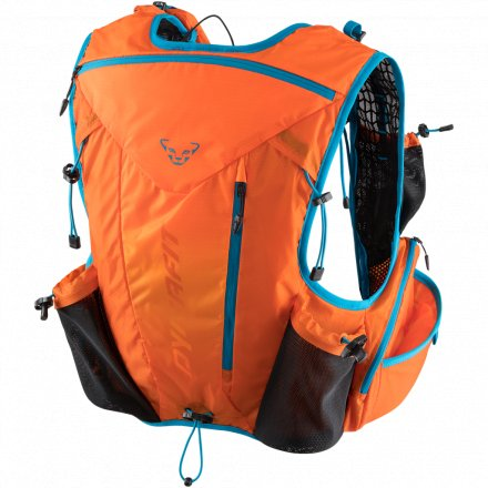 DYNAFIT ENDURO 12 BACKPACK Quiet Orange/Methyl Blue